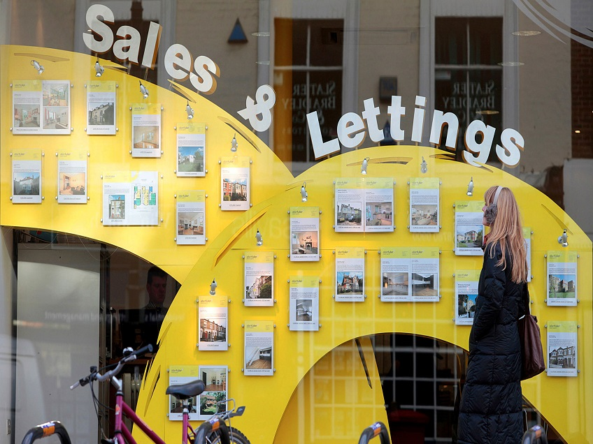 Home ownership in England falls to 30-year low